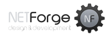NETForge, design and development, web services